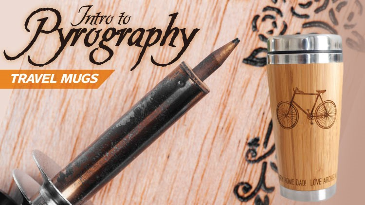 US Army MWR :: View Event :: Intro to Pyrography: Travel Mug