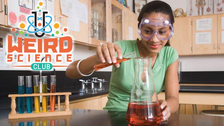 RYC Weird Science Club