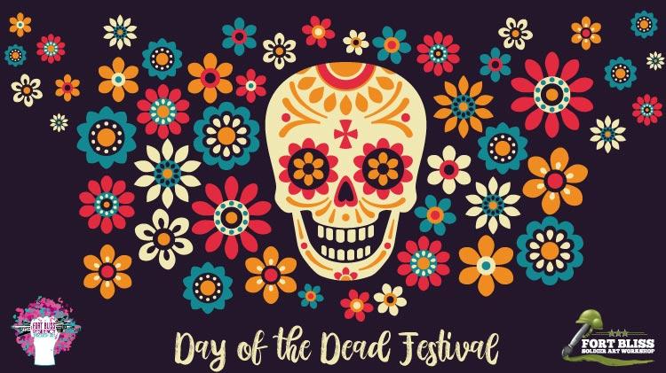 Art & Hobby Shop: Day of the Dead Festival