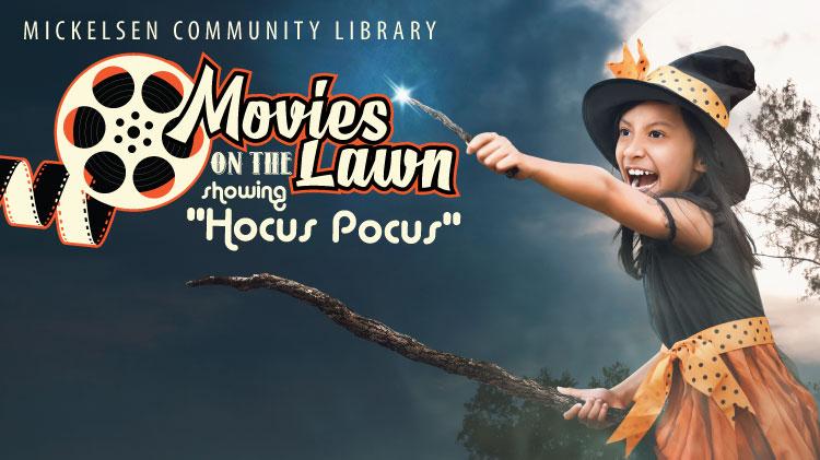 Movies on the Lawn: Hocus Pocus