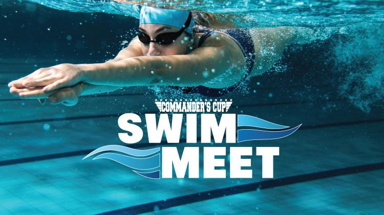 Commander's Cup Swim Meet Registration