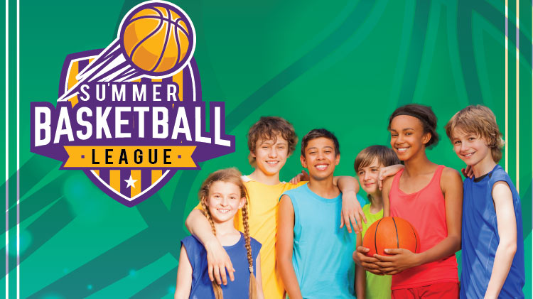 Youth Sports Summer Basketball League