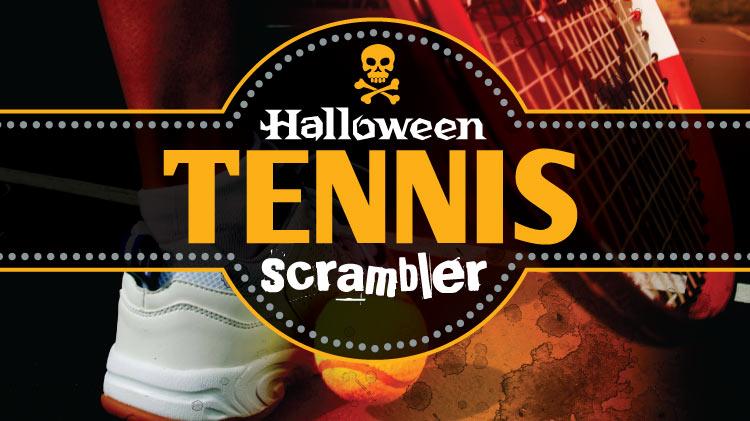 Halloween Tennis Scrambler!