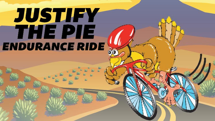 JUSTIFY the PIE!