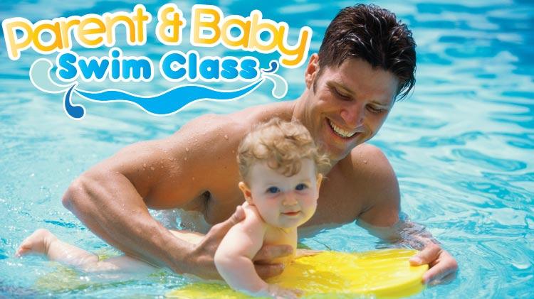 Parent & Baby Swim Class