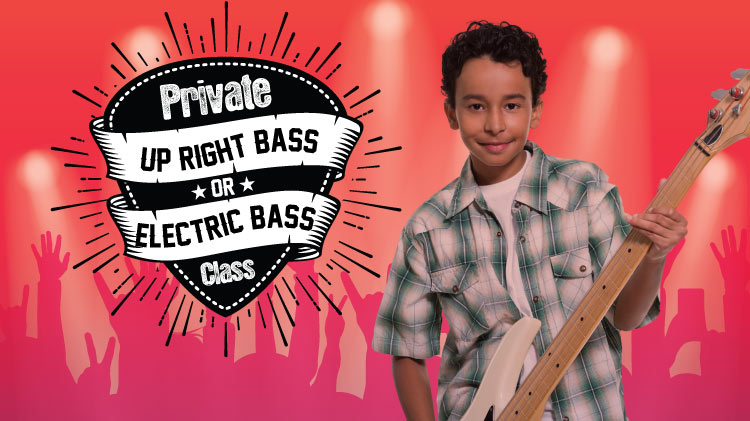 SKIESUnlimited Bass or Electric Bass Class