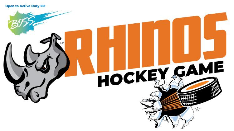 BOSS: Rhinos Hockey Game