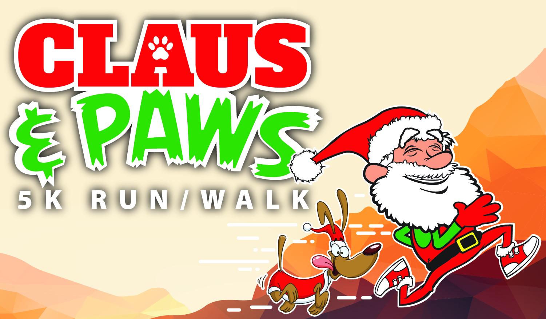 Claus & Paws 5K Run/Walk
