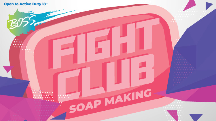 BOSS: Fight Club Soap Making