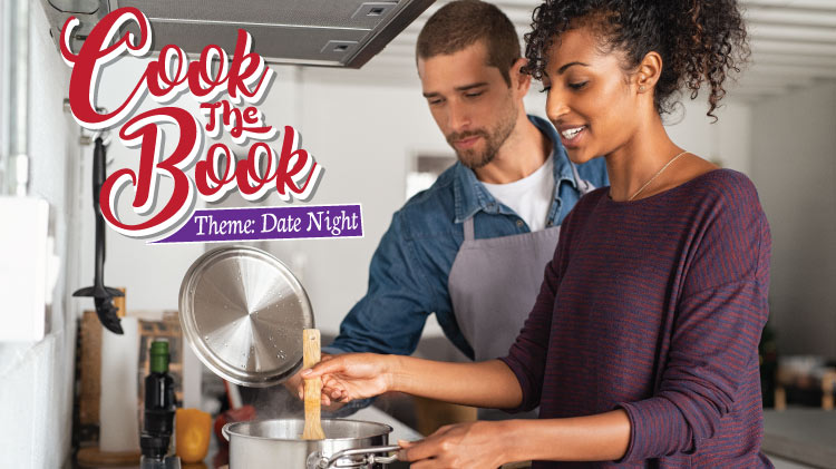 Cook the Book - Date Night!