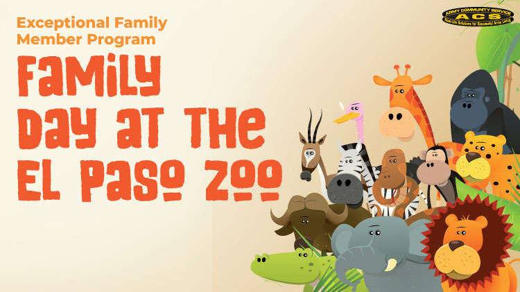EFMP: Family Day at the Zoo