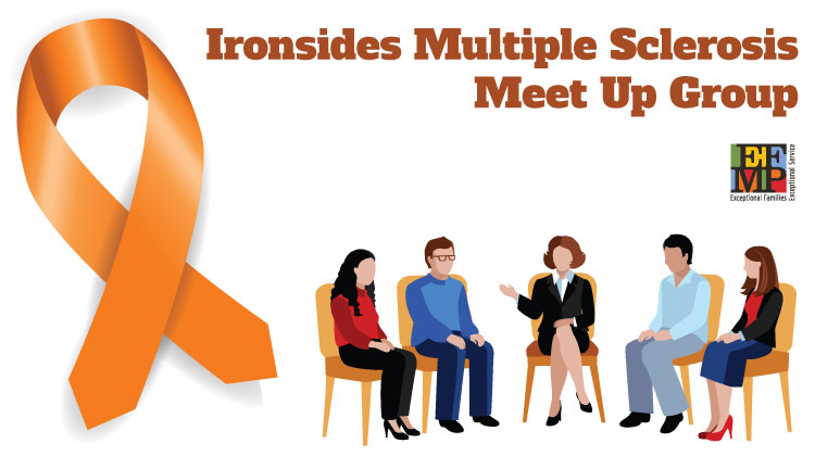 Ironside Multiple Sclerosis Meet Up Group