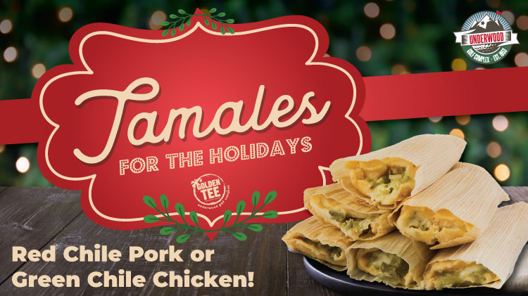 Tamales for the Holidays