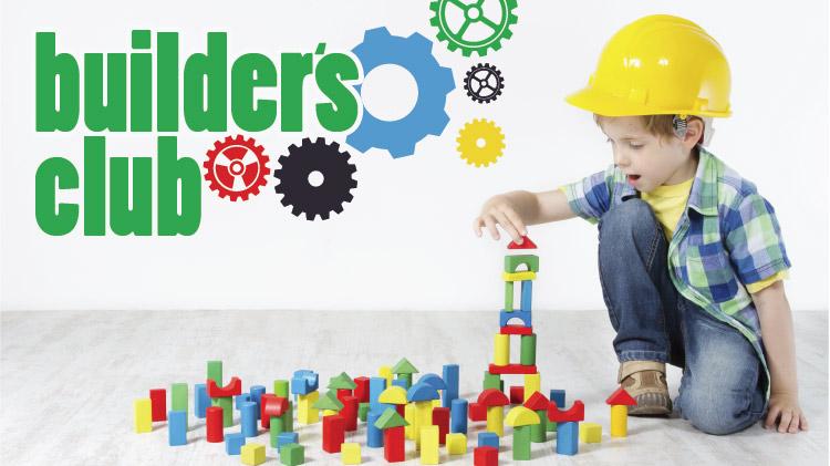 Mickelsen Community Library's Builder's Club