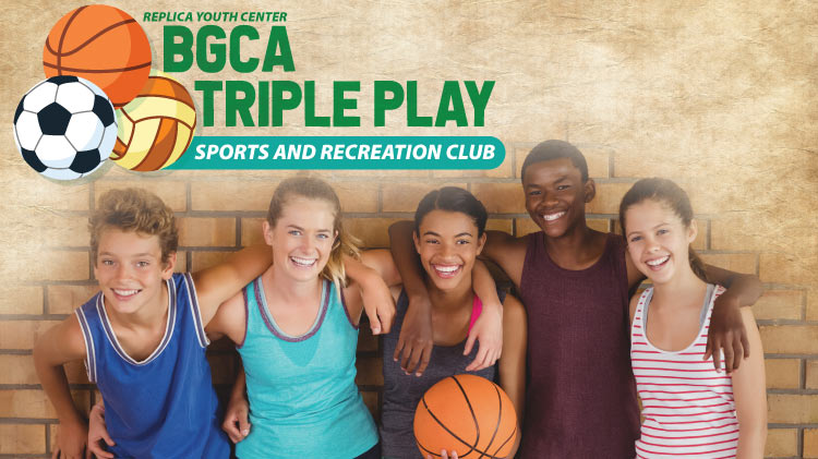 Replica Youth Center BGCA Triple Sports and Recreation Club