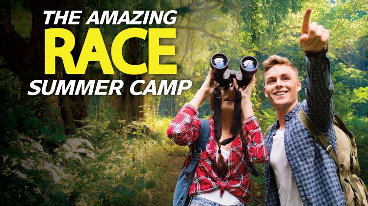 The Amazing Race Summer Camp