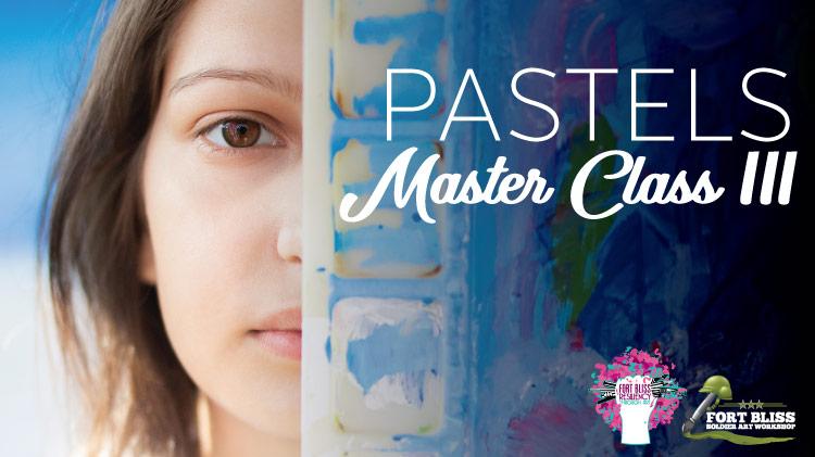 Art & Hobby Shop: Pastels III Master Class