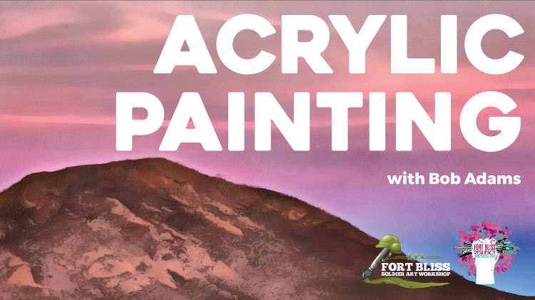Art & Hobby Shop: Acrylic Painting with Bob Adams