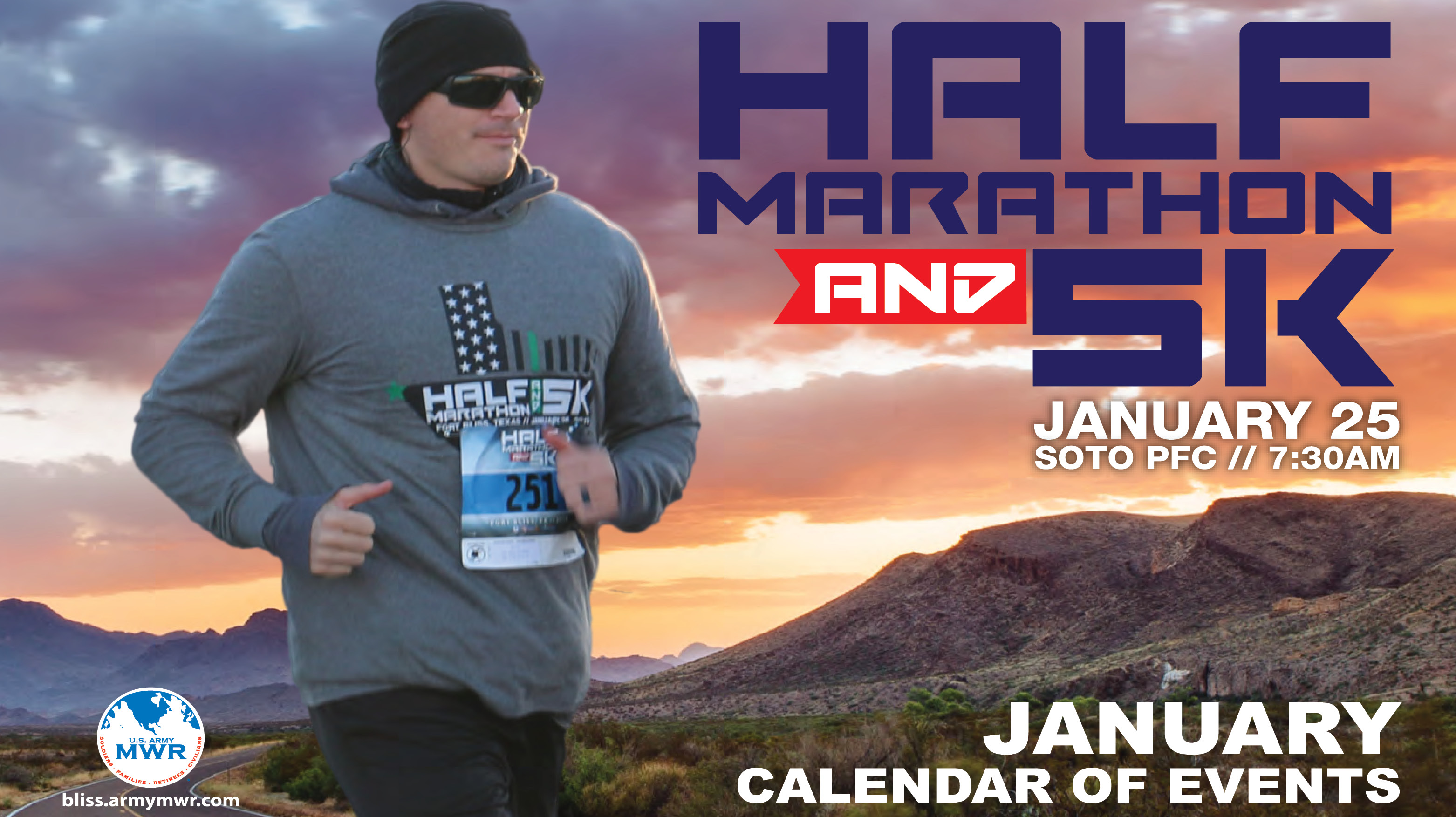 What's happening in January with MWR!