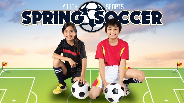 Youth Sports Spring Soccer