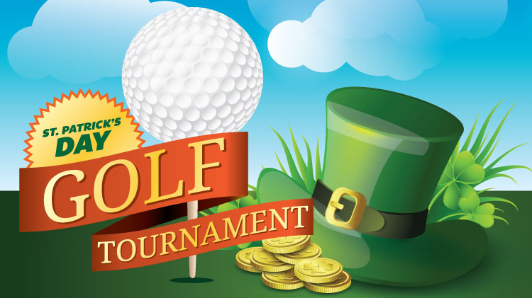 St. Patrick's Day Golf Tournament
