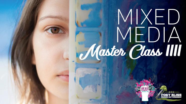 Art & Hobby Shop Master Class: Mixed Media