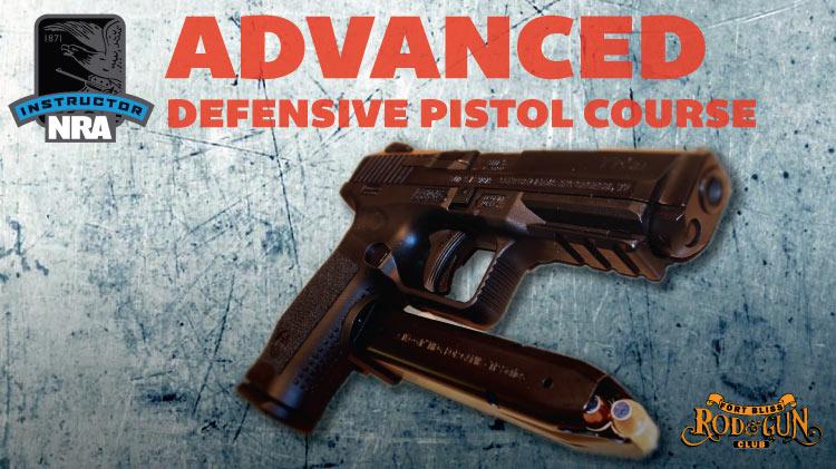 NRA Advanced Defensive Pistol Course