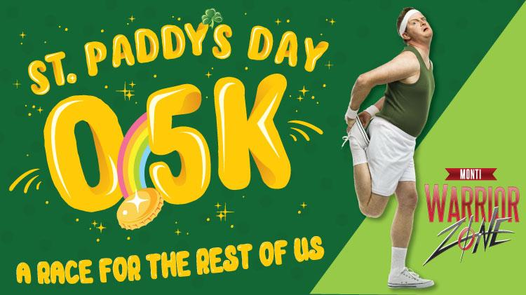 St. Paddy's Day 0.5k Race