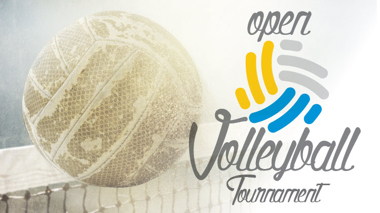 Open Volleyball Tournament