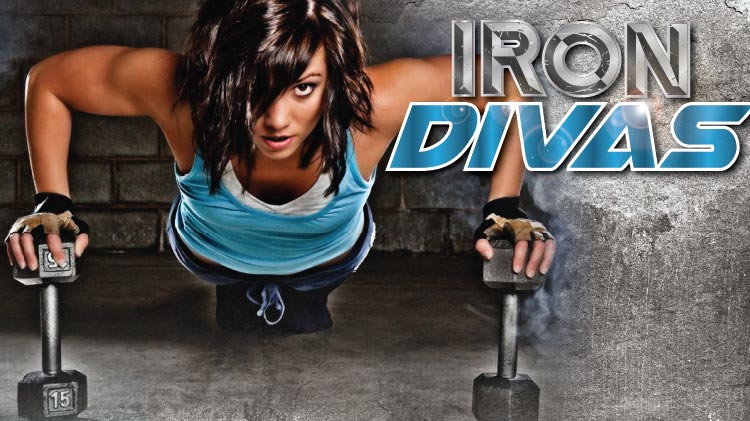 Iron Divas with Sonia at Soto PFC