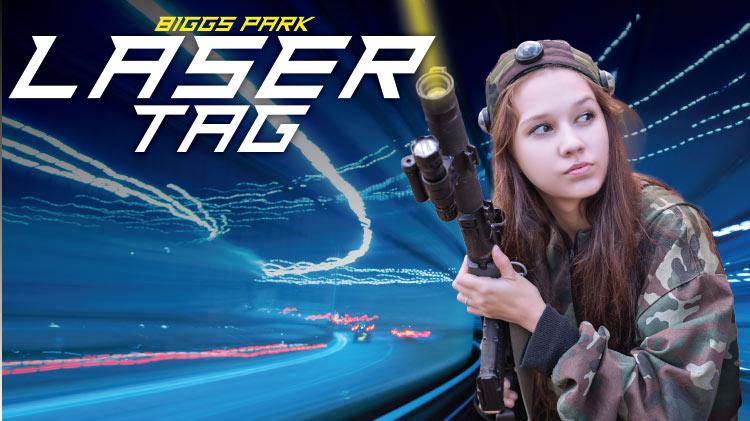 Biggs Park Laser Tag