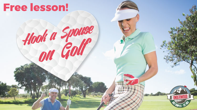 Hook a Spouse on Golf