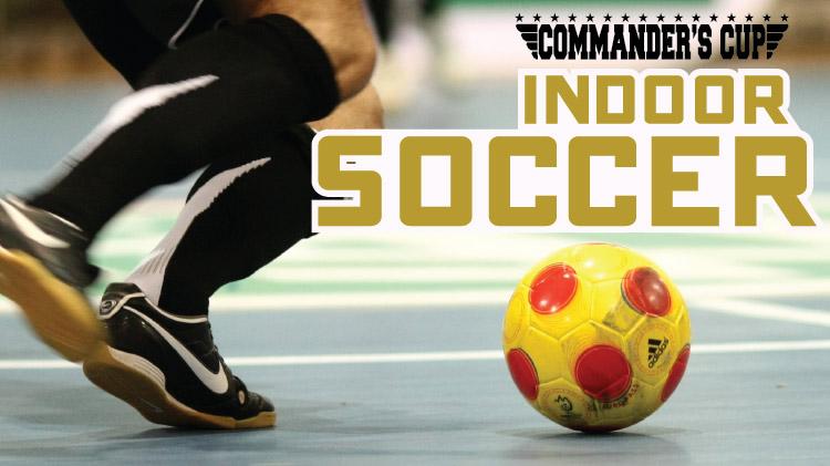 Commander's Cup Indoor Soccer