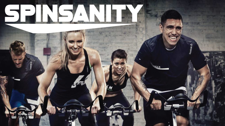 Group Fitness Spinsanity!