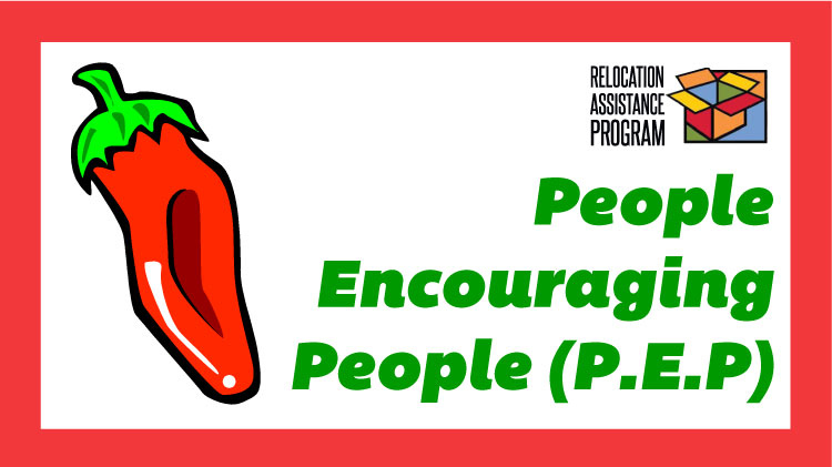 P.E.P. People Encouraging People