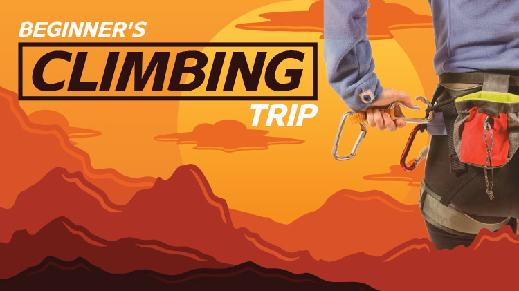Beginner's Climbing Trip: Rough and Ready Hills, NM