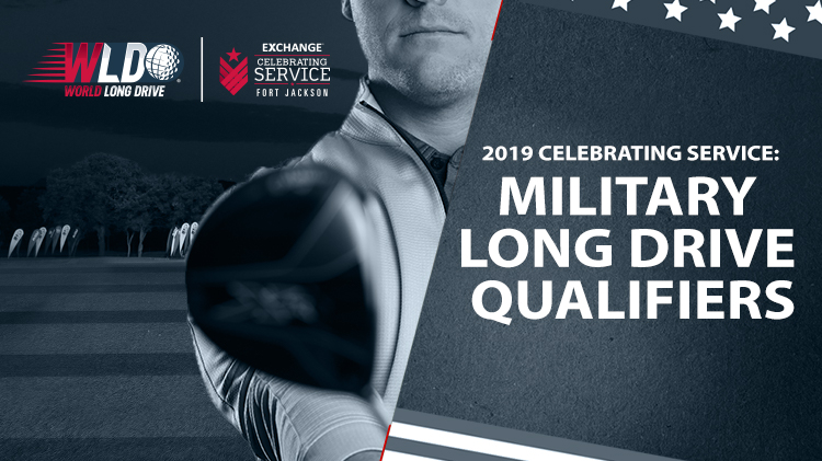 2019 Military Long Drive Qualifier