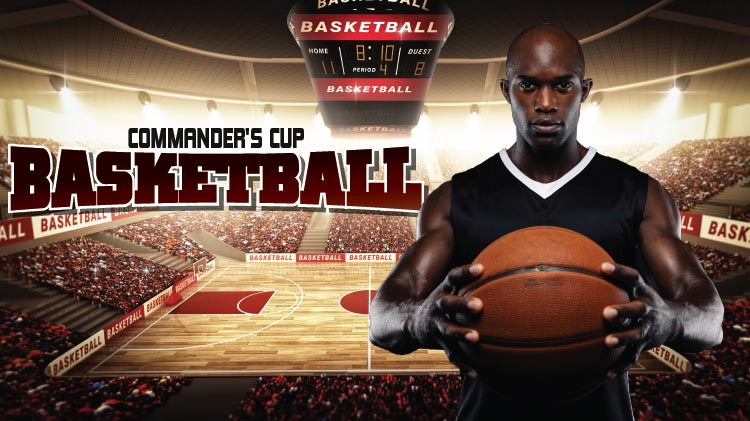 Commander's Cup Basketball
