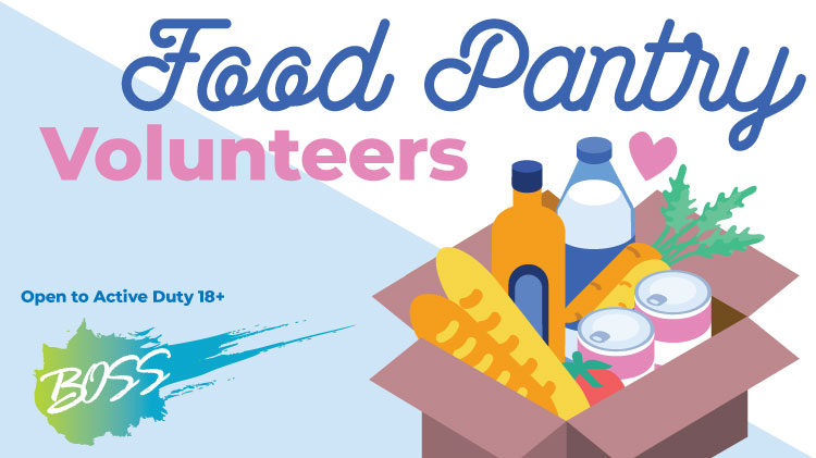BOSS: Food Pantry Volunteers Needed