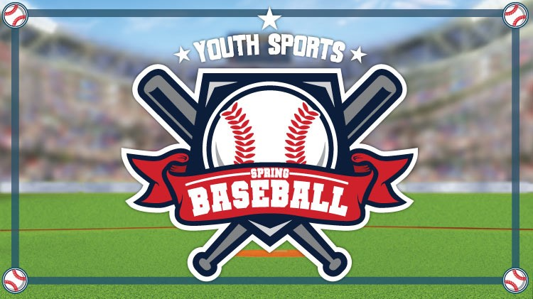 Youth Sports Spring Baseball