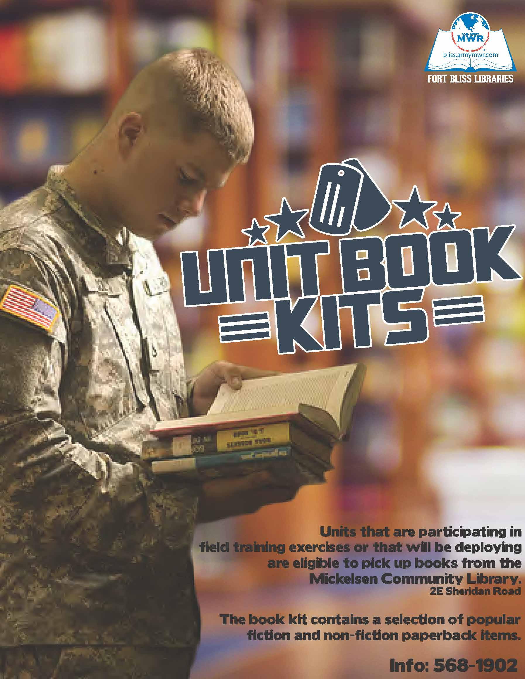 Fort Bliss Libraries