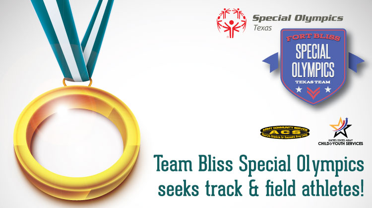 Team Bliss Special Olympics Seeks Track and Field Athletes!