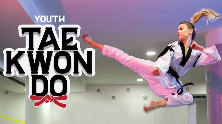 Youth Tae Kwon Do