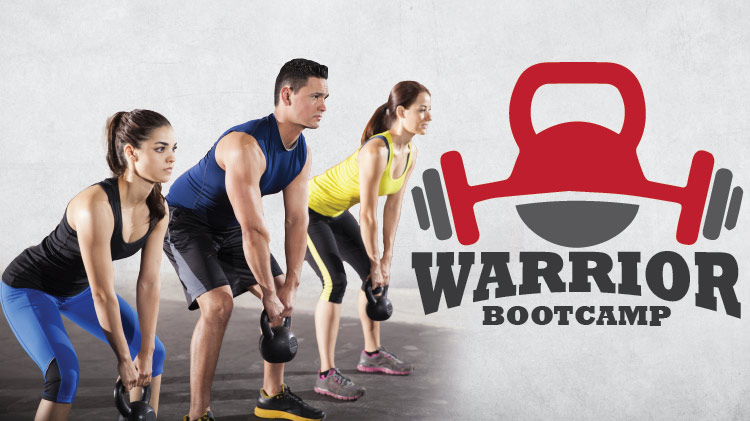 Group Fitness Warrior Bootcamp!