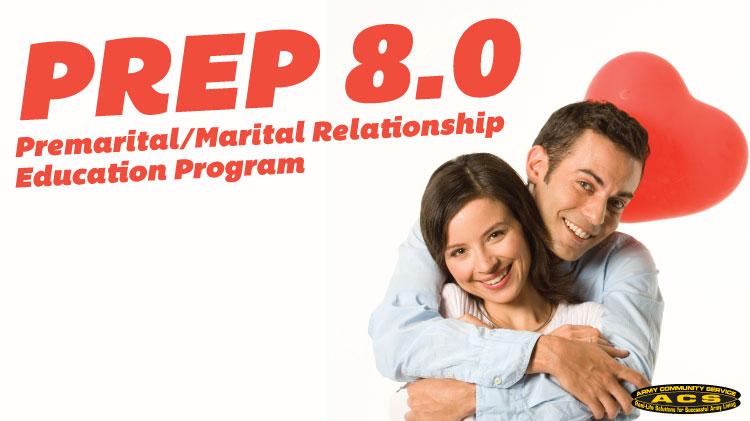 PREP 8.0 Premarital/Marital Relationship Education Program