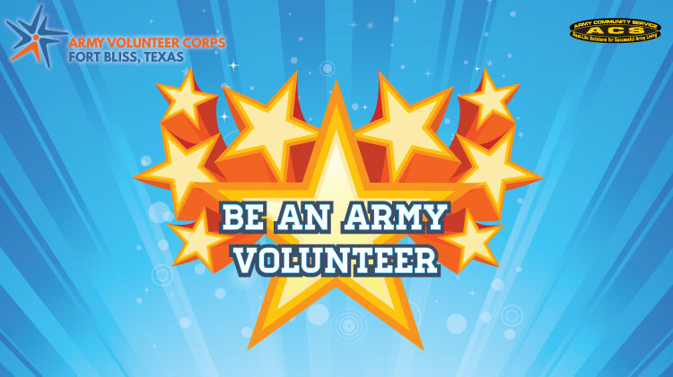 Become an Army Volunteer!