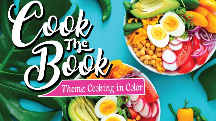 Cook the Book: Cooking in Color