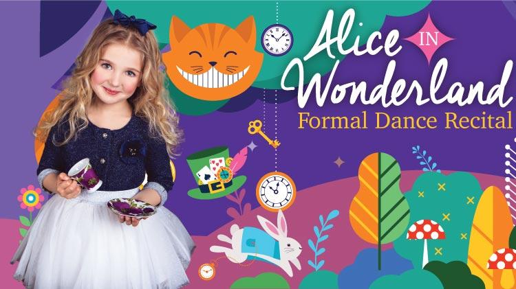 "SKIESUnlimited Dance Recital ""Alice In Wonderland"""