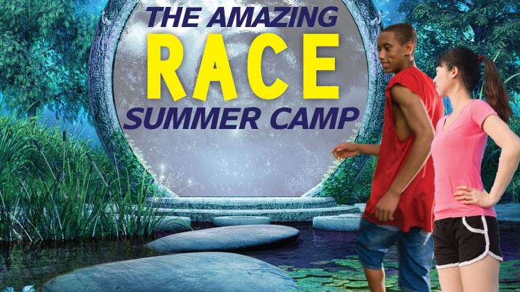 RYC The Amazing Race Summer Camp!