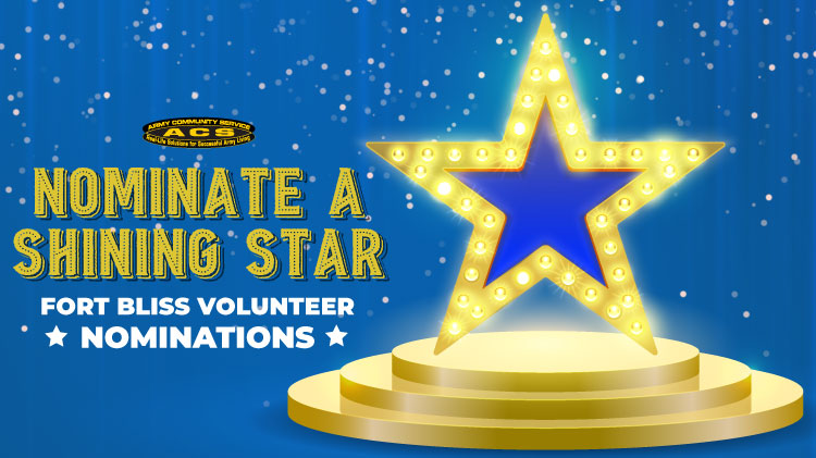 Nominate a Shining Star!